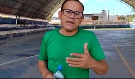 Câmara de Vereadores aprova reforma da quadra poliesportiva de Marcos Freire