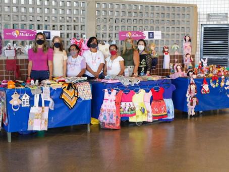 Prefeitura do Jaboatão e CBTU firmam parceria para expor trabalho das artesãs nas estações de metrô