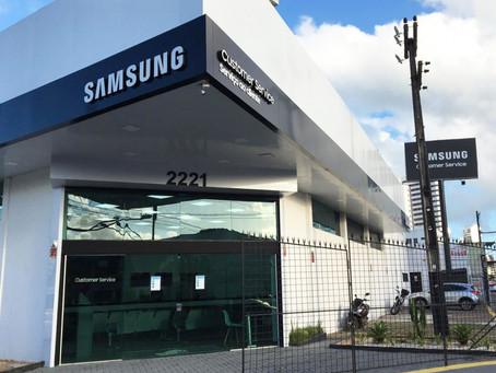 Samsung amplia cobertura no Nordeste e inaugura Centro de Serviços em Jaboatão