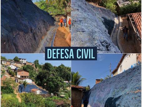Defesa Civil intensifica vistorias em Jaboatão Centro