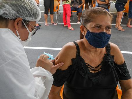 Jaboatão: aberto cadastro para idosos a partir de 62 anos para vacinação contra Covid-19
