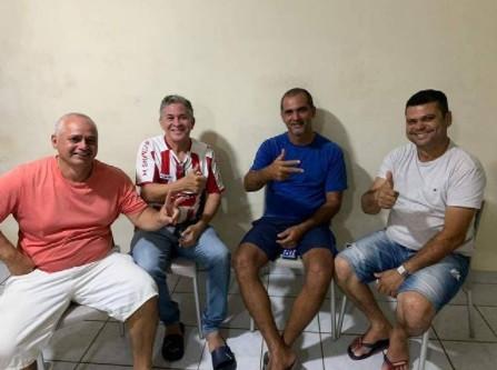Ex-vereadores de Jaboatão se reencontram