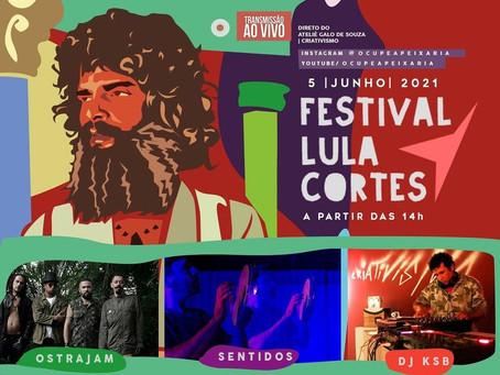 Ocupe a Peixaria promove o Festival Lula Côrtes