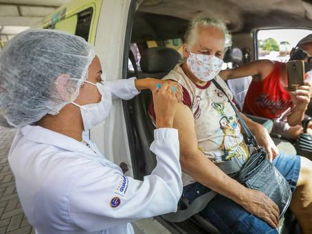 Jaboatão abre cadastro para público de pessoas com comorbidades para vacinação contra Covid-19