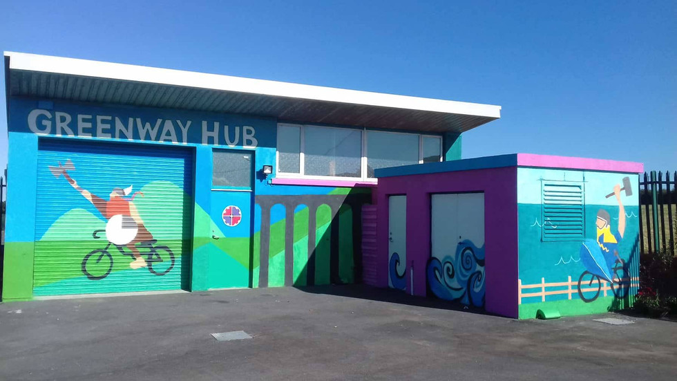 Vinking Hotel Greenway Bike Shop