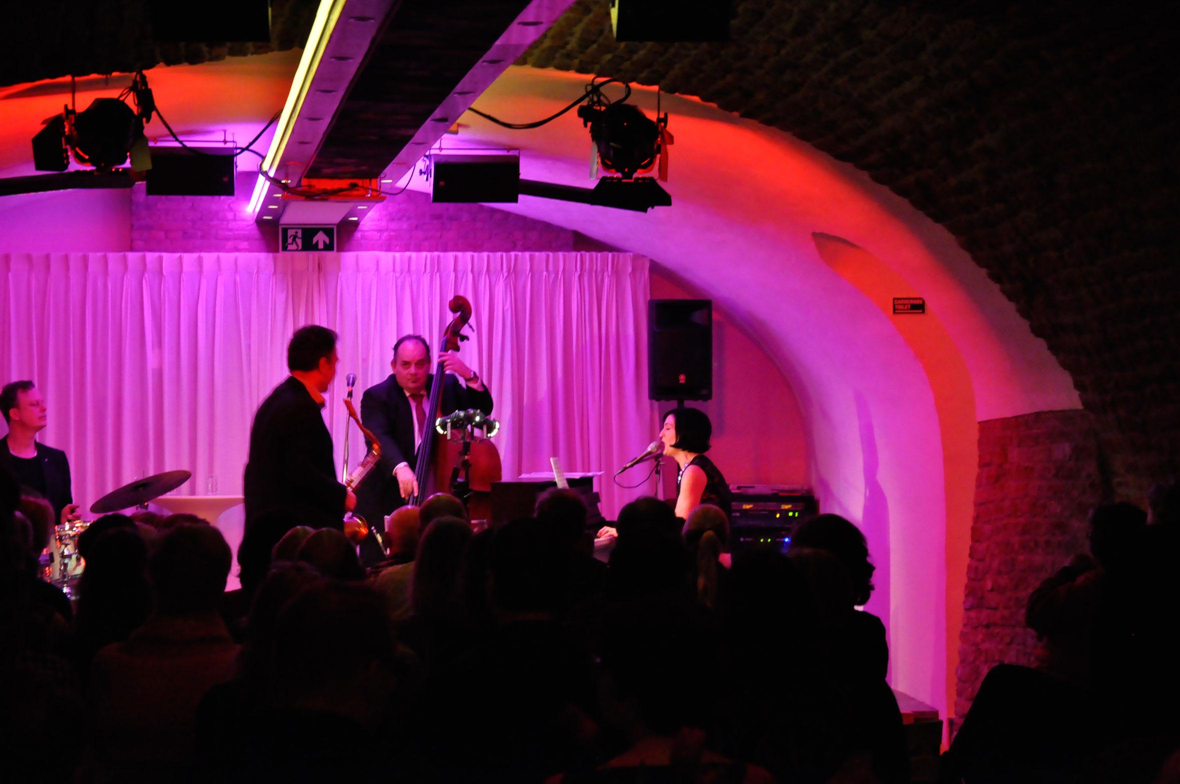 jazz 'n talk 27 februari 5