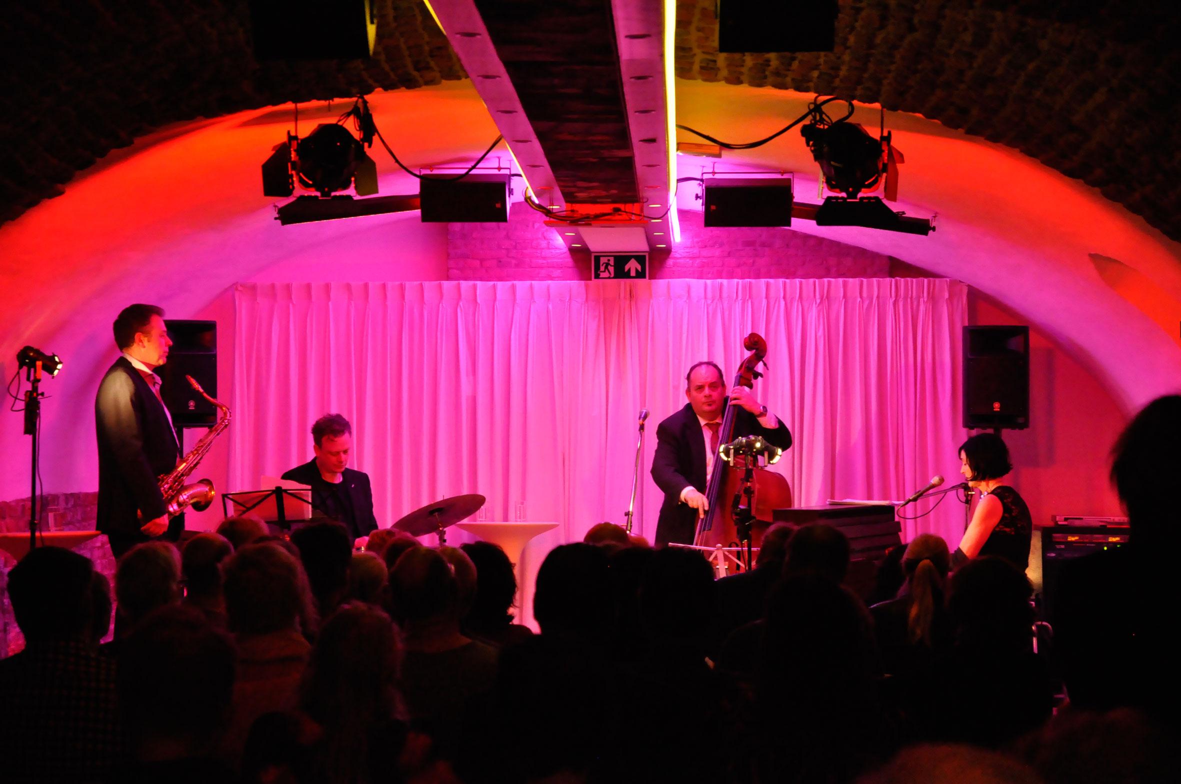 jazz 'n talk 27 februari 1