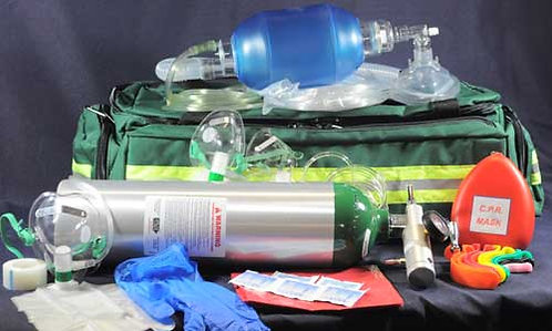 CPR / First Aid / Oxygen Administration for Professional Rescuers