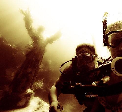 NAUI SCUBA Diver (Key Largo Boat Dive)
