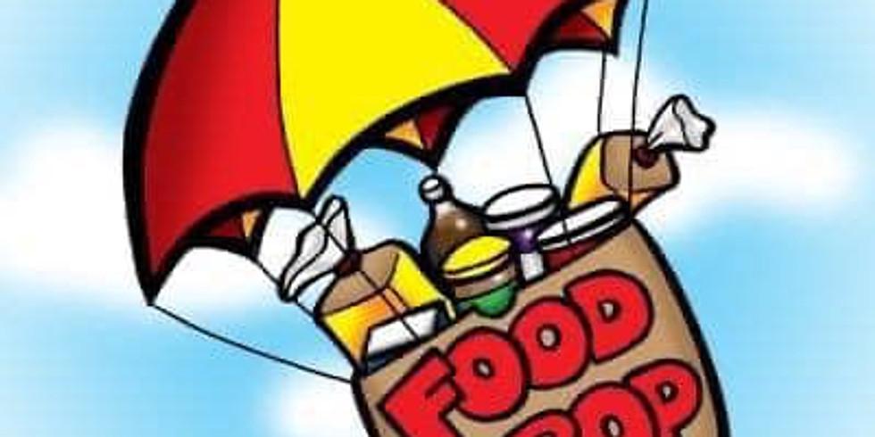 Monthly Food Drop