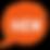 NEW吹き出し(オレンジ色).png