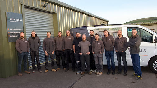 Timber Rooms Team