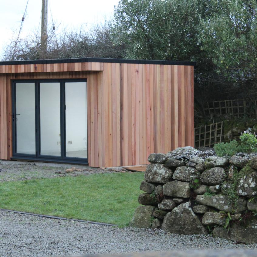 Cornwall Garden Room