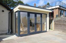 Composite Clad Garden Room
