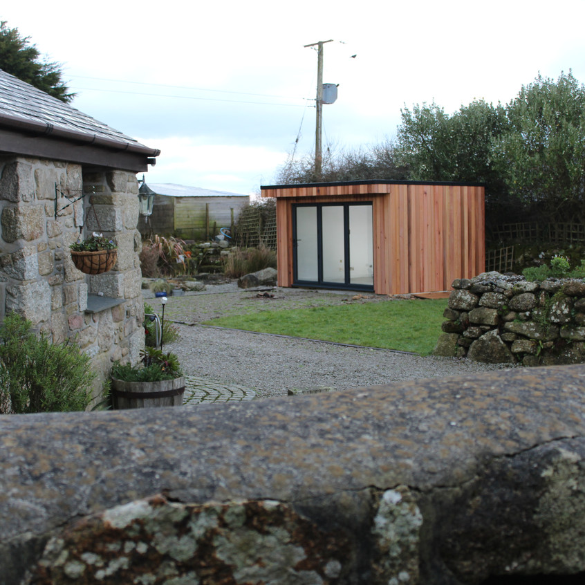 Garden Room Cornwall