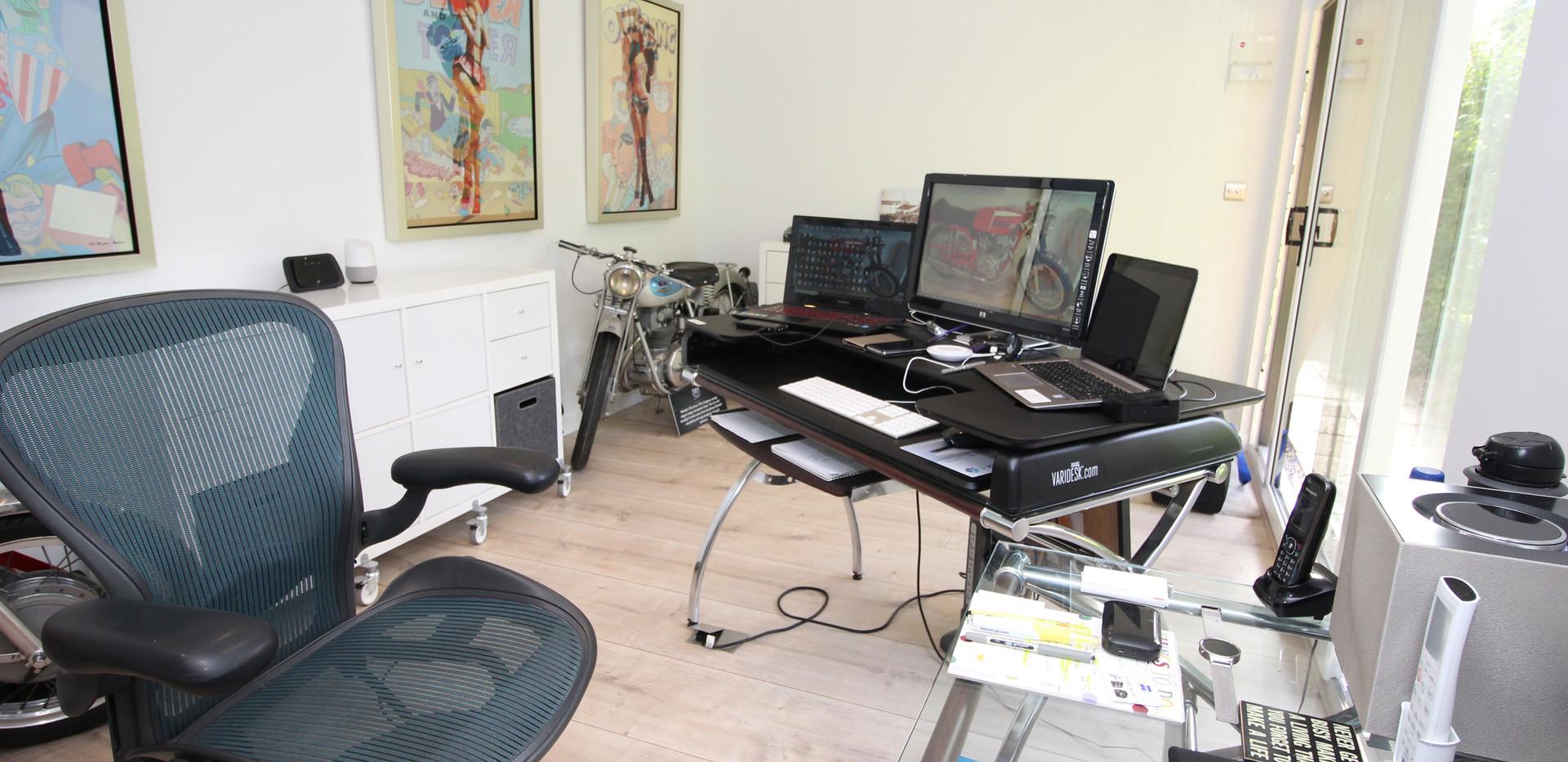 Inspiring Office Space