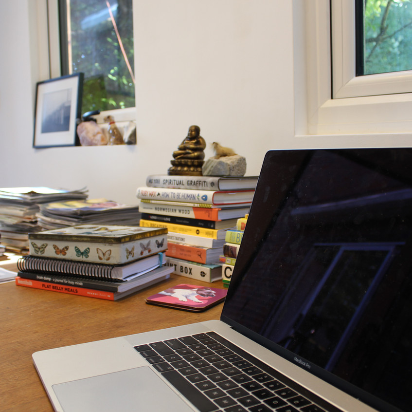 Home Office by Timber Rooms