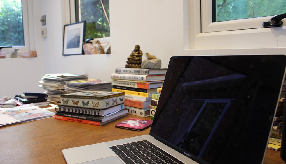Garden Room Work Space