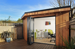 Bespoke Garden Office Design