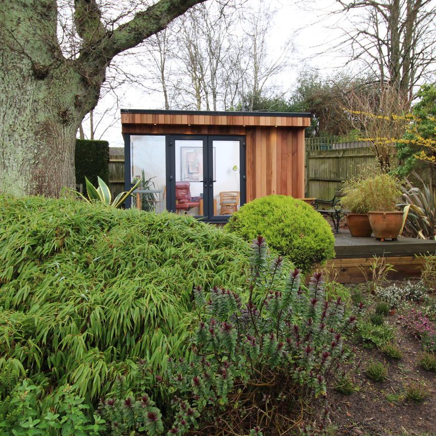 Garden Room Location