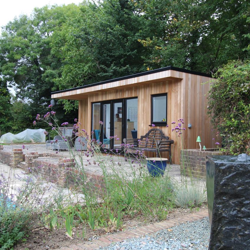 Timber Rooms Garden Room