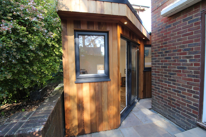 Truly Bespoke Garden Office