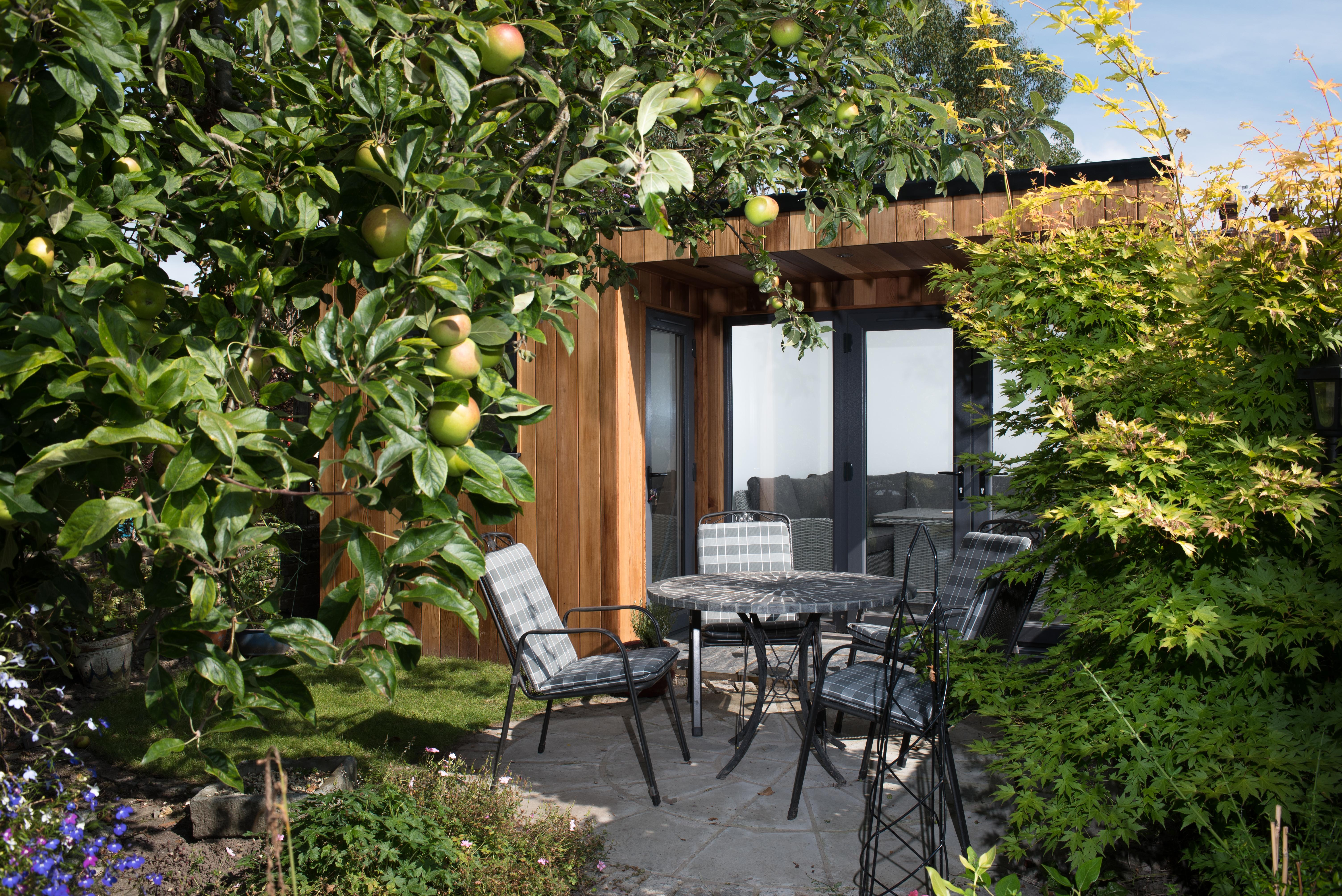 Hidden Garden Room