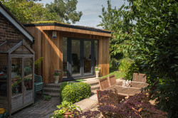 Garden Room with Living Roof