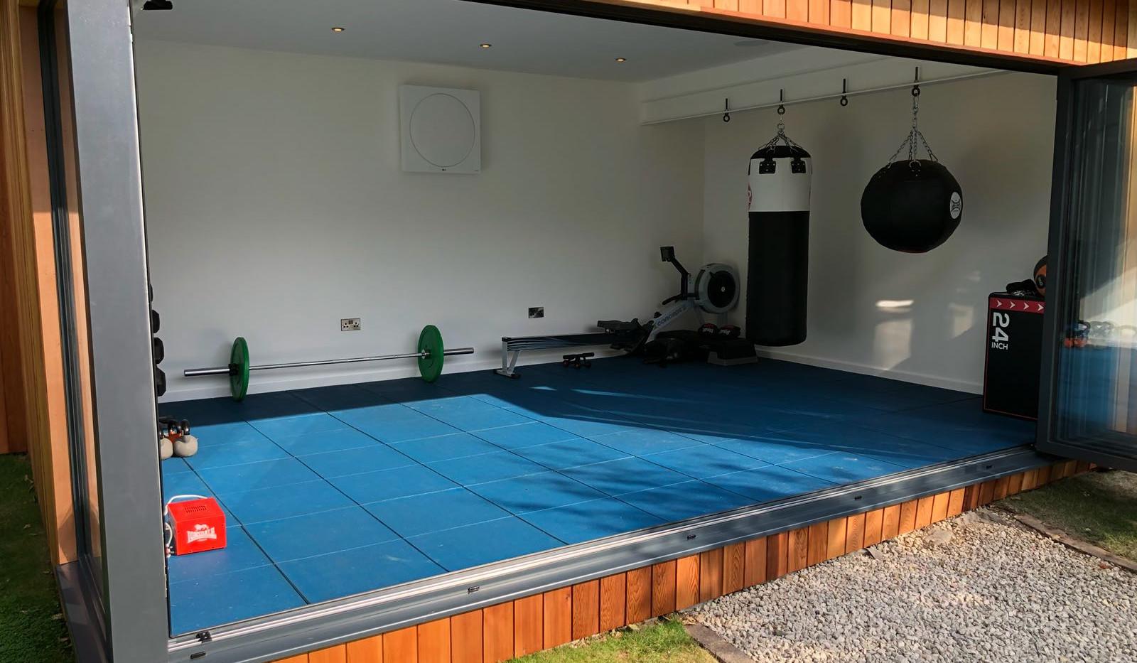 Substantial Gym