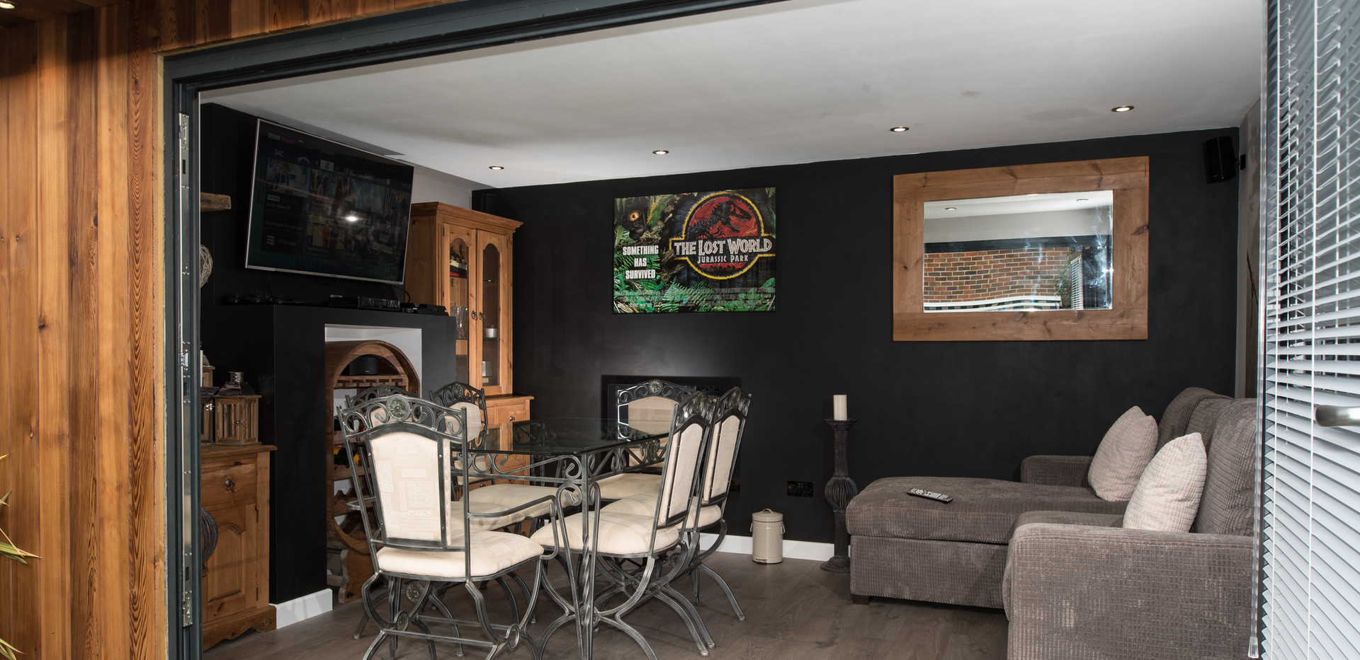 Living/Diner Garden Room