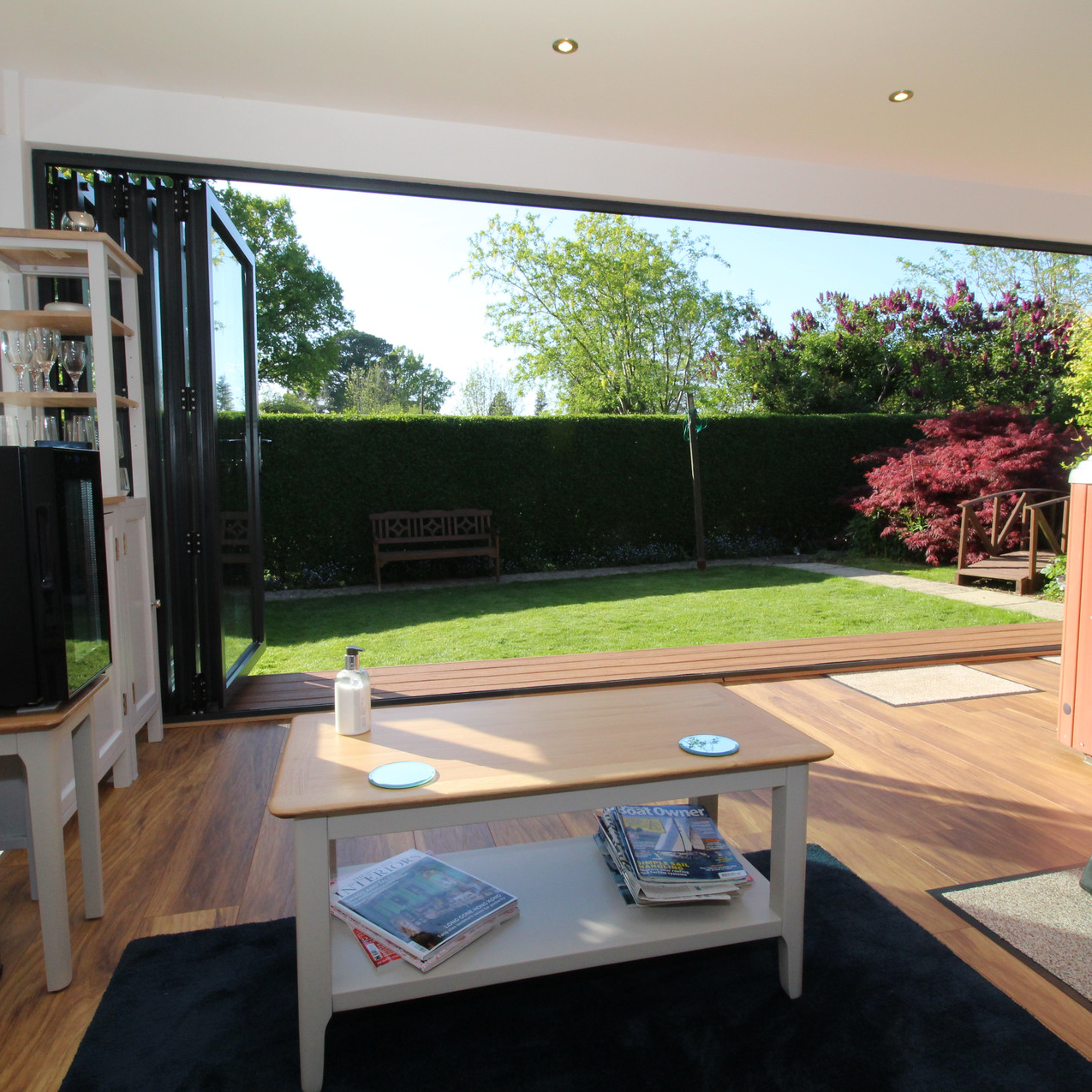 Garden Room Outlook