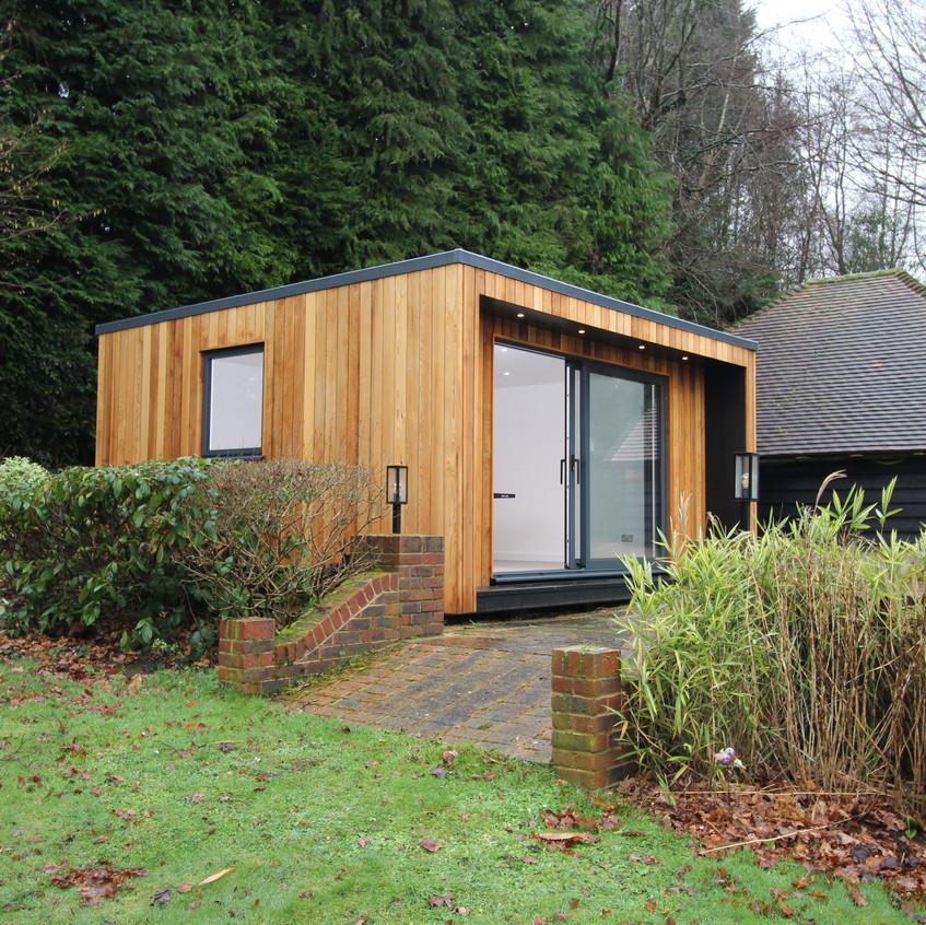 Bespoke Garden Room Surrey