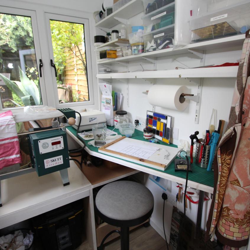 Glass Studio Garden Room