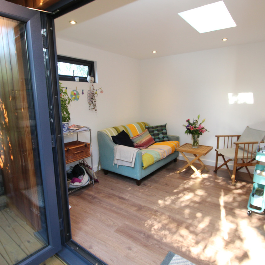 Garden Room with Skylight