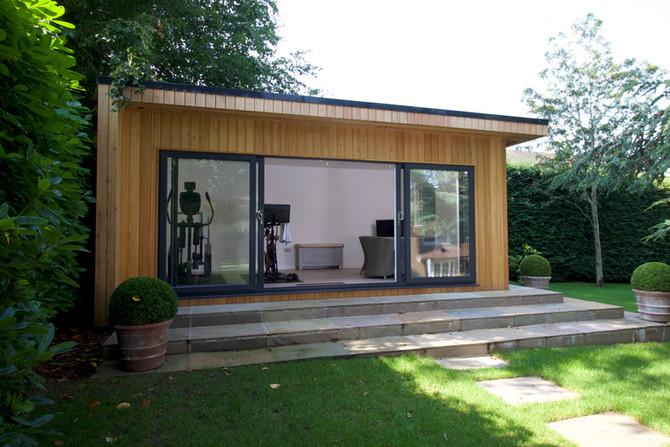 Home Gym & Outdoor Living
