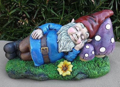 ALBERT THE SLEEPING GNOME