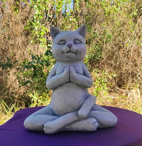 LARGE ZEN CAT