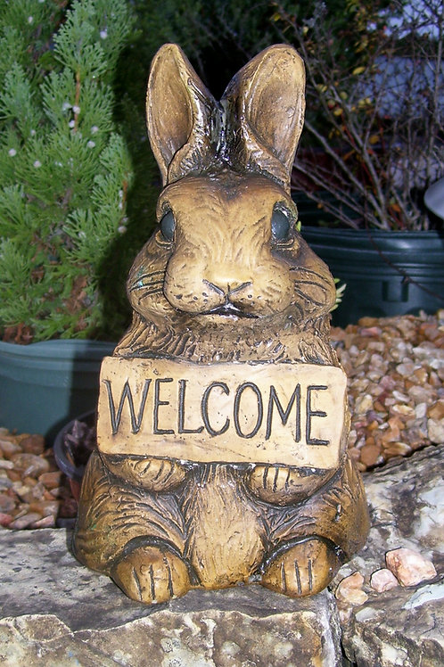 WELCOME BUNNY