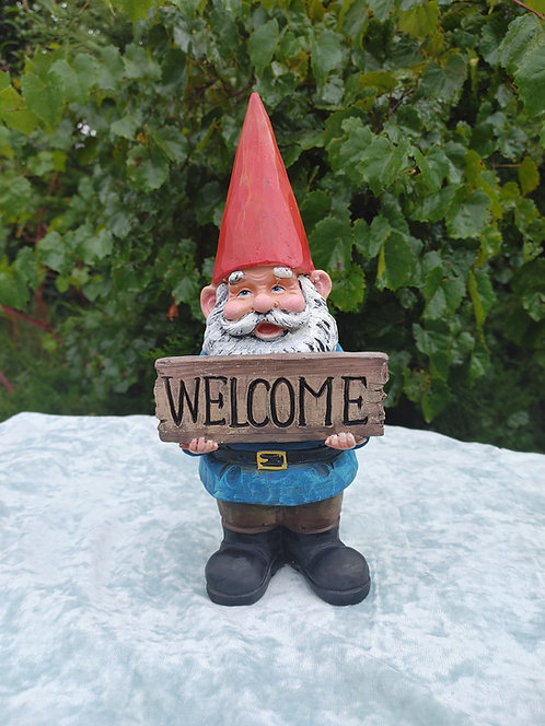 MEDIUM WELCOME GNOME