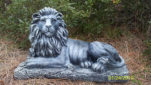 DETAILED LION *LEFT ONLY