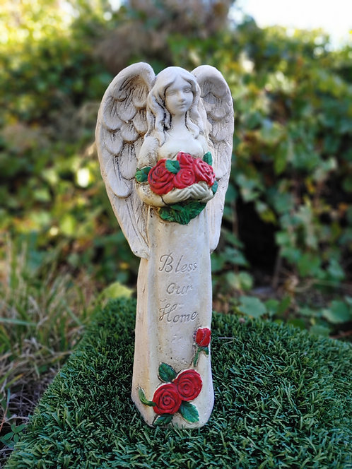 BLESS OUR HOME-ANGEL