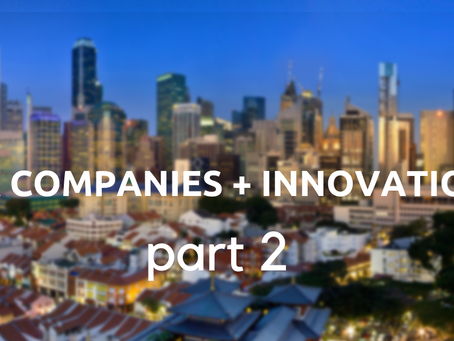 Are SGX listed companies taking advantage of the tech boom in Singapore? (Part 2)