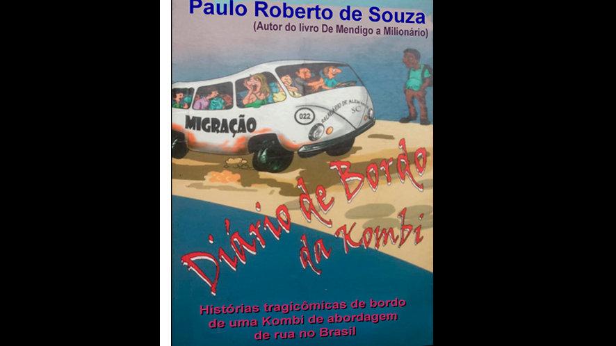 Diário de Bordo da Kombi - Paulo Roberto de Souza