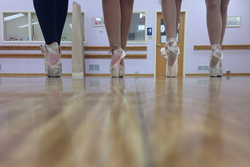Working Hard for Pointe