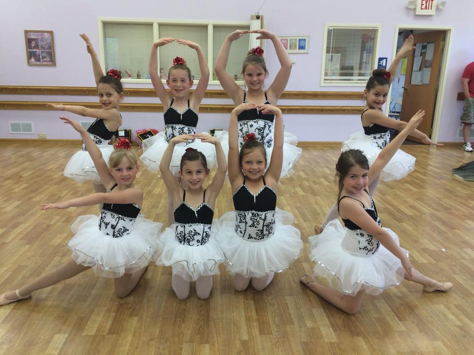 Beginner Ballerinas