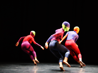 6 SPECULAR PECULIAR - EYAS DANCE PROJECT