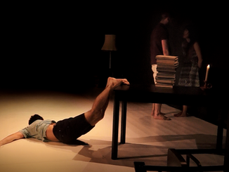 The Glass Cabinet - EYAS Dance Project 6