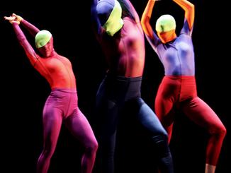 4 SPECULAR PECULIAR - EYAS DANCE PROJECT