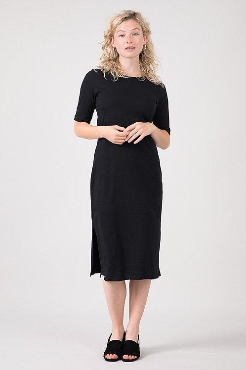 EYD - Dinata Short-Sleeved Dress (Black)