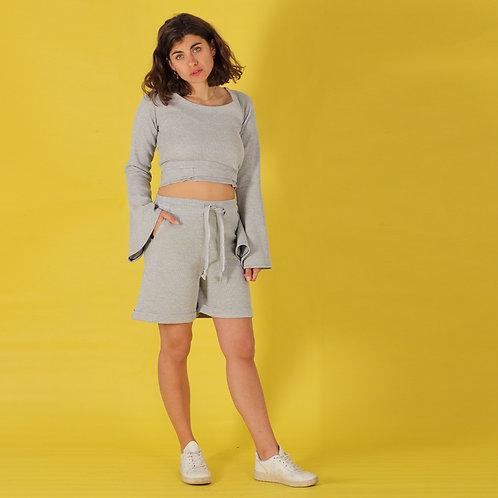 ManduTrap - Emi Bermuda Shorts (Grau)
